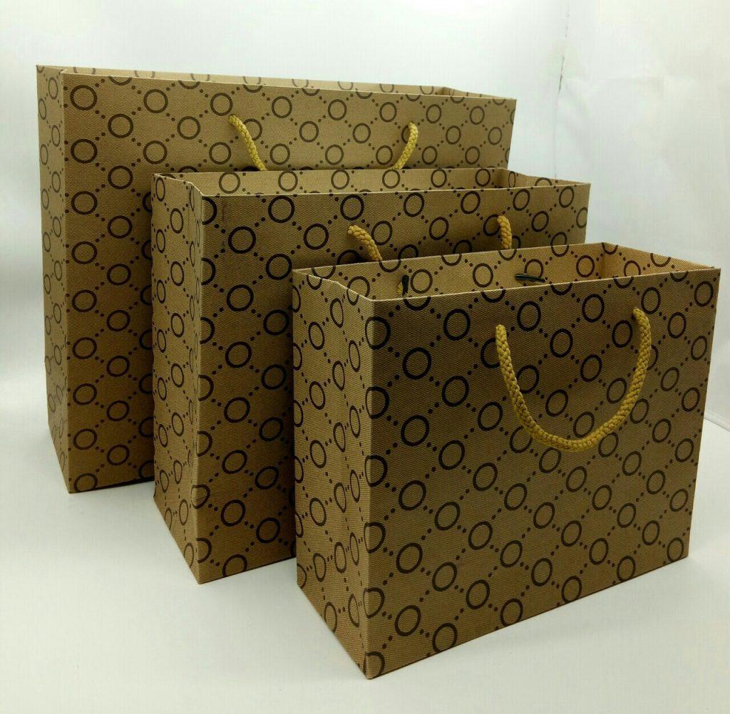 Túi xách làm từ giấy Kraft